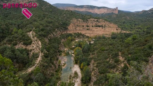 Vistas del Río Alcanadre