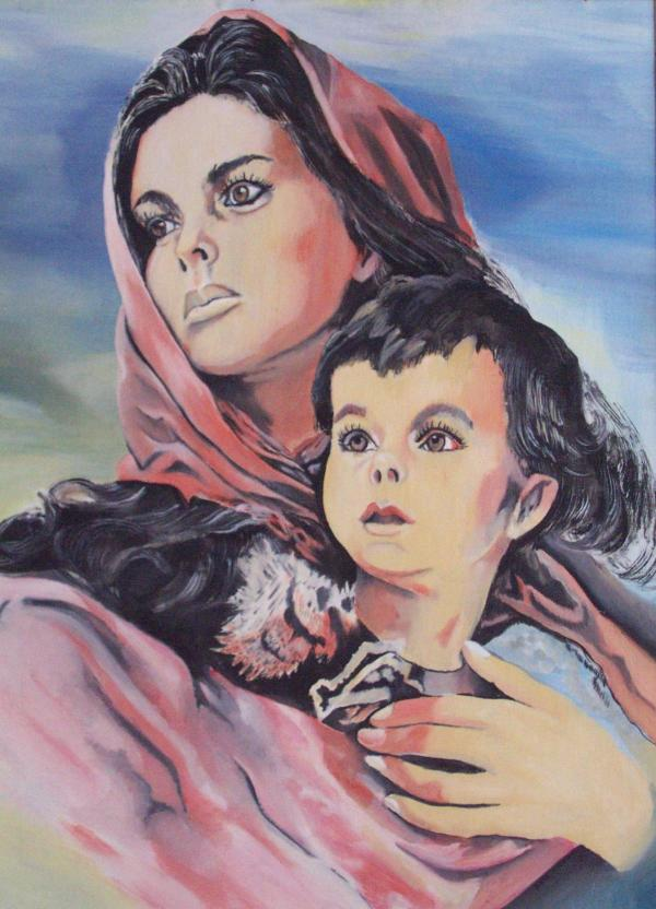 1000 India Canvas Paintings & Art Of