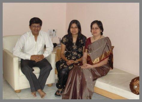 Dhopavkar-family