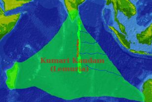 લેમુરિયા ખંડ