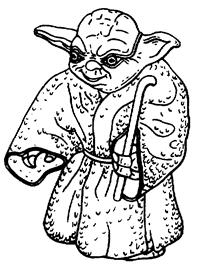 Star Wars Yoda Design Patent