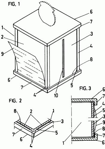 PLASTICOS INYECTADOS, S.A. 35 patentes, modelos y/o diseños.