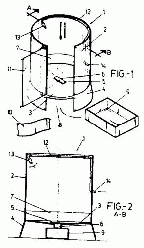 NAVARRO MARTIN,ANTONIO. 11 patentes, modelos y/o diseños.