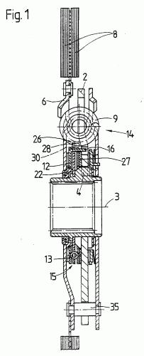AMENT,NORBERT. 17 inventos, patentes, diseños y/o modelos.
