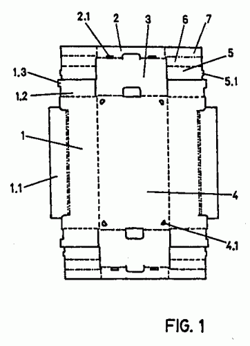 CARTONAJES INTERNATIONAL, S.A. (CARTISA). 52 patentes