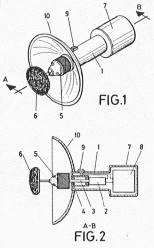 ESTROPAJO ELECTRICO PERFECCIONADO. : Patentados.com