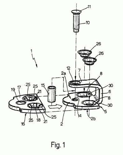 ATOMA ROLTRA S.P.A. 21 patentes, modelos y/o diseños.