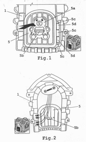 RODRIGUEZ FERRE,JOSE MANUEL. 243 inventos, patentes