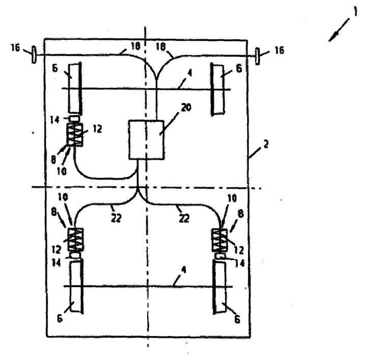 Accionamiento de frenos de vehículos ferroviarios (frenos