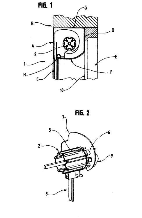 LAROCHETTE, FABIEN. 11 inventos, patentes, diseños y/o