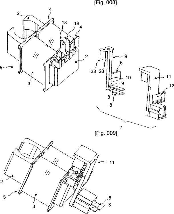 MOTOR ELECTRICO. (94) (28 de Enero de 2010) : Patentados.com