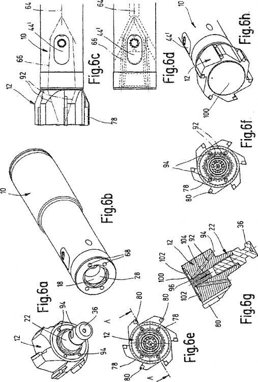 KRUSZYNSKI, JACEK. 7 inventos, patentes, diseños y/o modelos.