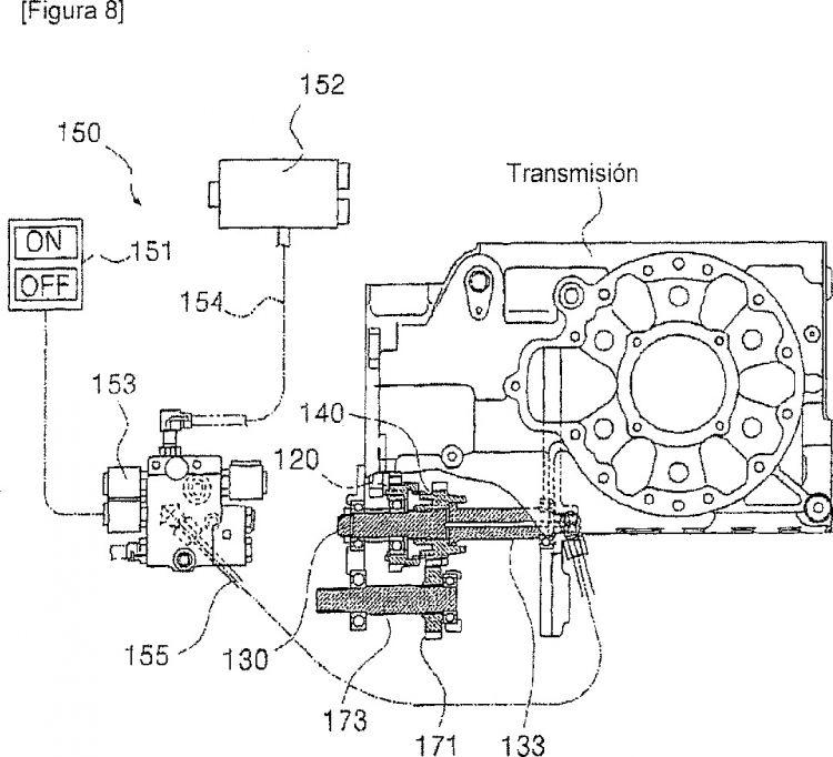 SISTEMA DE TRANSMISION PARA TRACTOR. : Patentados.com