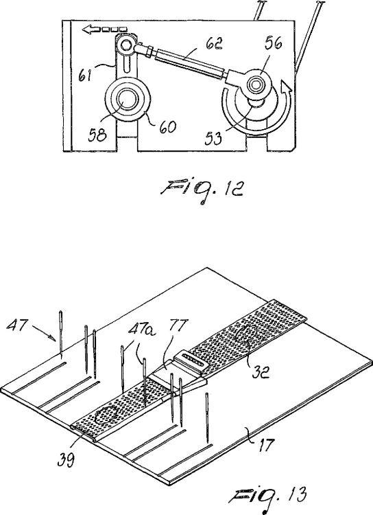 APARATO PARA FABRICAR ARTICULOS MULTICAPA. : Patentados.com