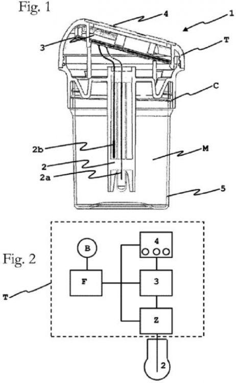 COSTA BAUZA,ANTONIA. 22 inventos, patentes, diseños y/o