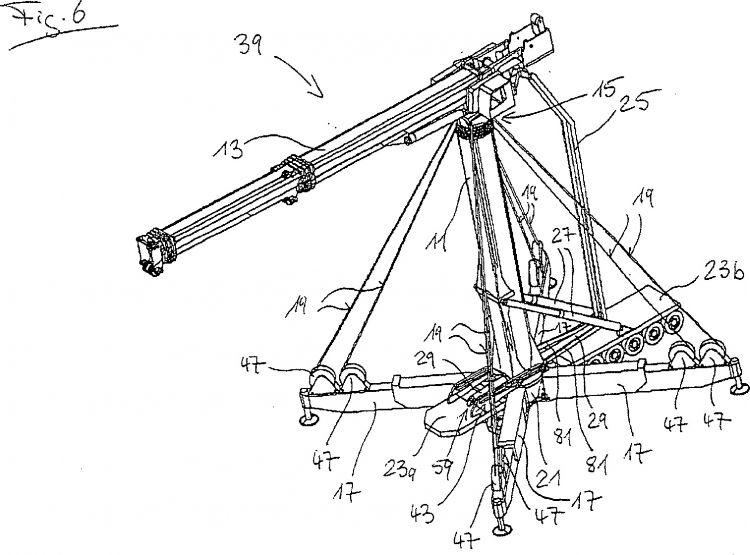 GRÚA AUTOMOTRIZ. (1) (10 de Marzo de 2011) : Patentados.com