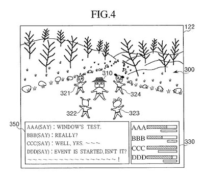 U.S. Patent No. 7,115,035: Method for controlling display