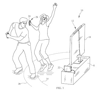 U.S. Patent No. 9,266,022: System to pause a game console