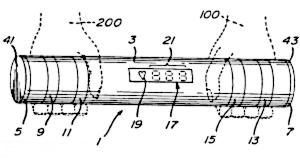 Biosig patent 5337753