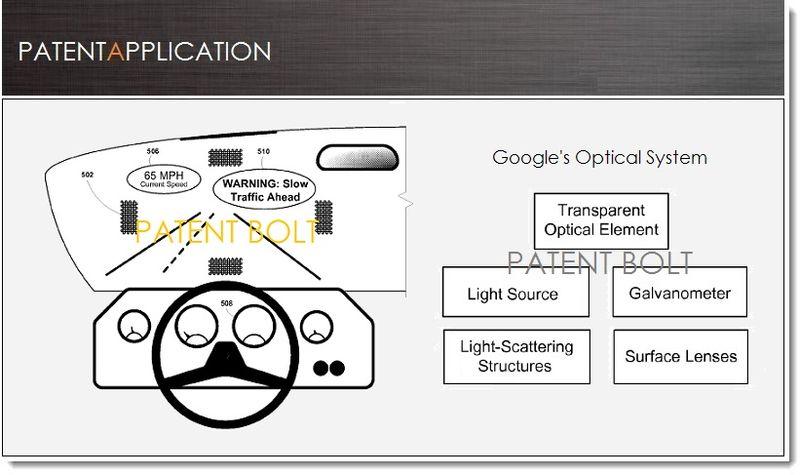 Google Patent Reveals Vision for Google