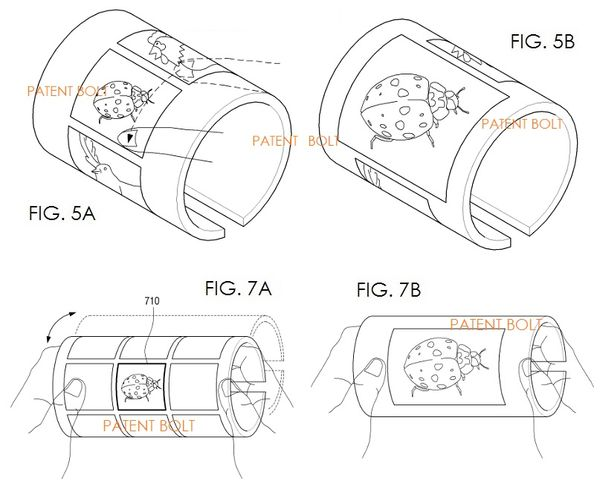 Part 1: Samsung Flex-Display's to Change Interface Rules