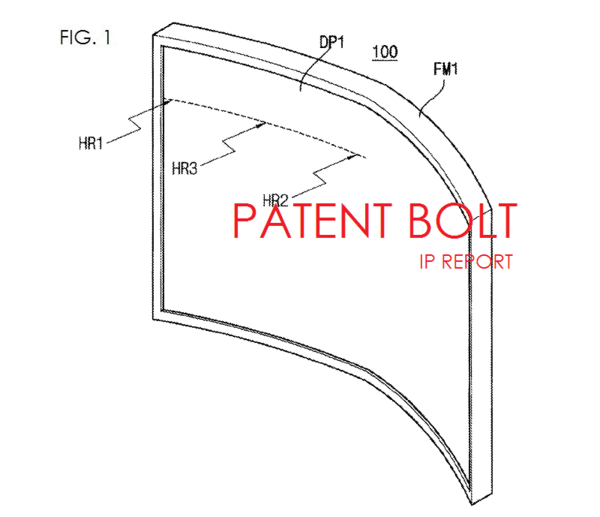 Samsung Patents Curvier Flex Screen Phone and Concept TV