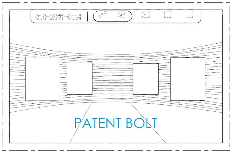 Samsung Granted Design Patents for an In-Vehicle Dashboard