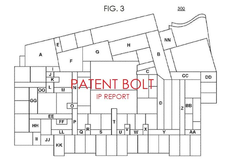 Google's Patent Application for Indoor Mapping Comes to