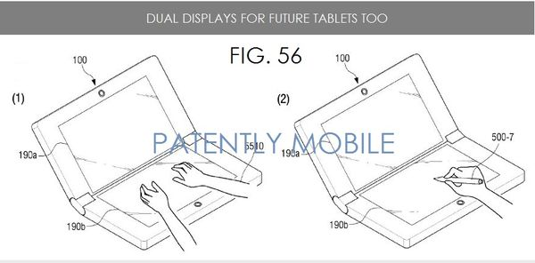 A new Samsung Patent reveals a Possible Game Changing Form
