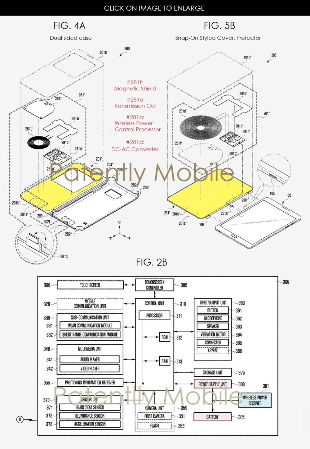 medium resolution of 3af x99 samsung wireless charging case