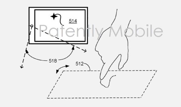 Microsoft invents 3D Camera System for Surface Devices