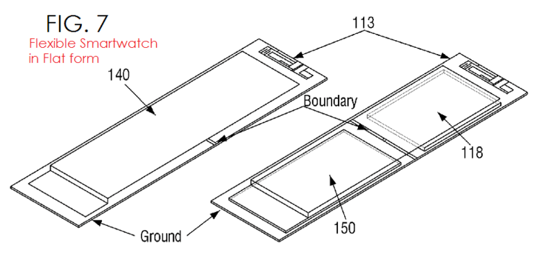Samsung Invents a New Antenna System for Future Watch