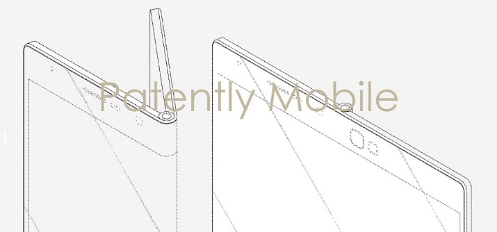 Samsung is granted a Key Design patent for a Next-Gen Fold