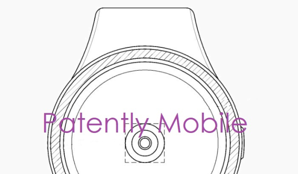 Samsung Patent Illustrates Continued Work on Under-Display