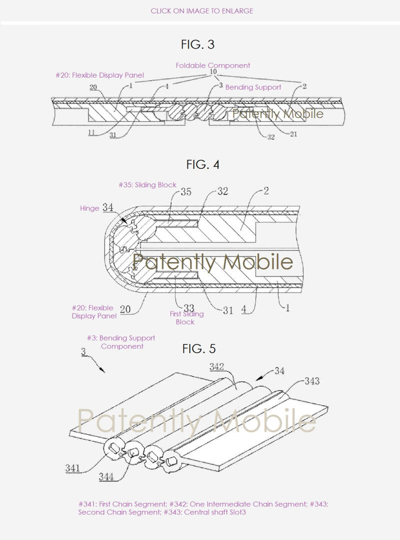 As two Huawei Foldable Smartphone Patents Surface the