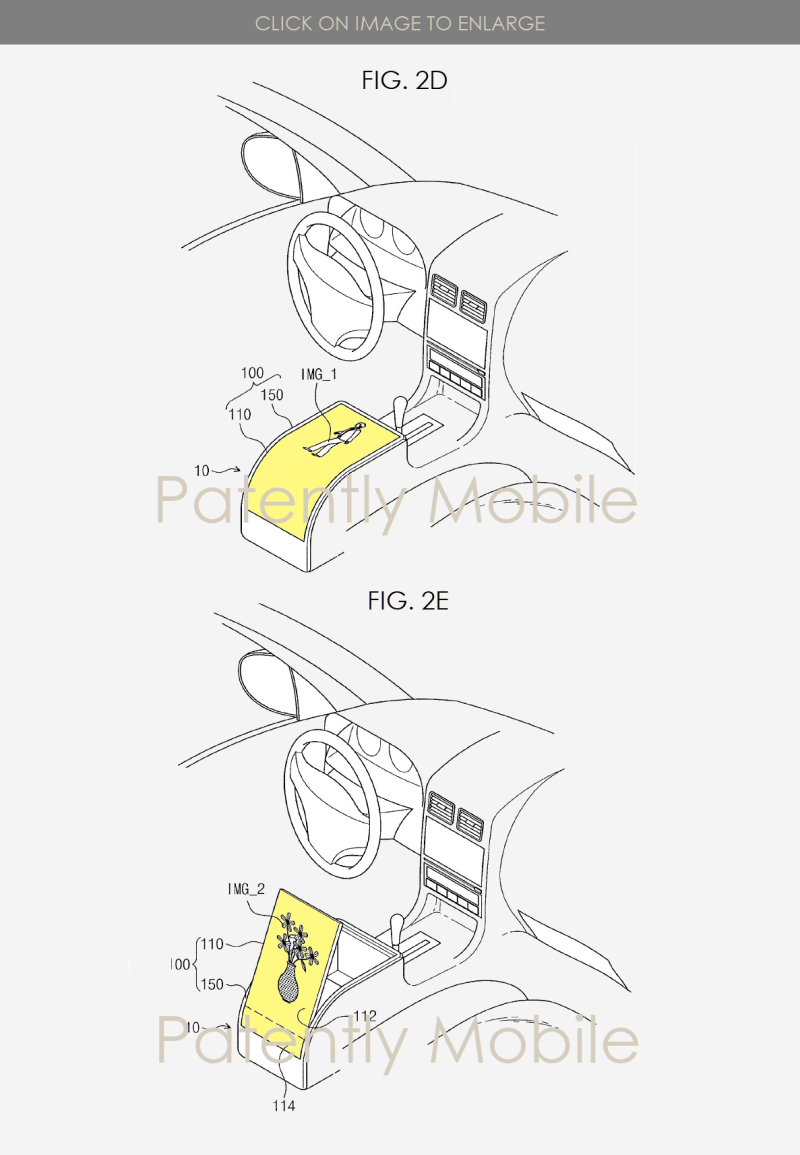 Samsung Display wins patent for Various Next-Gen In