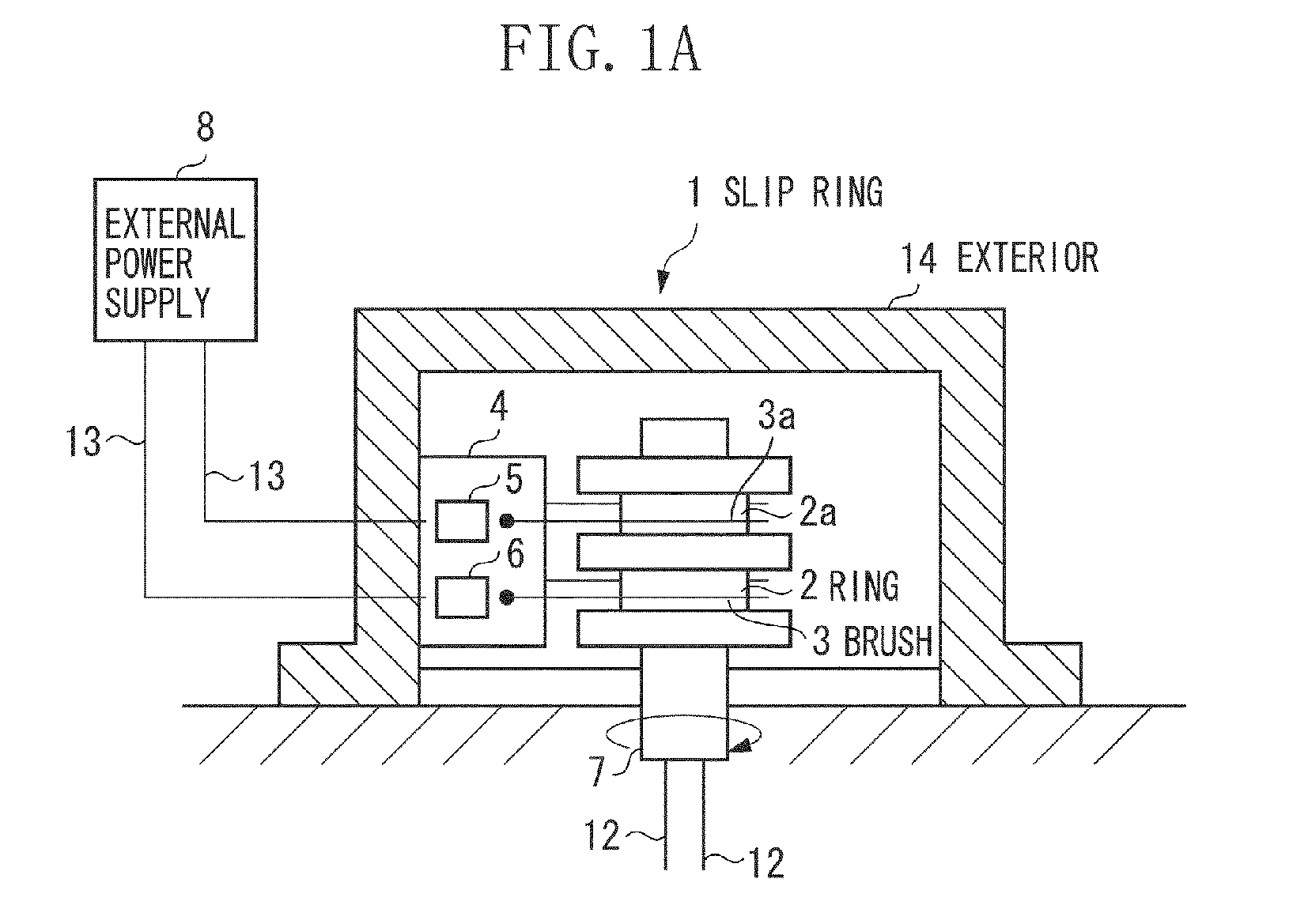hight resolution of ep2704267a3 slip ring and slip ring electrical system google patents classifications slip ring motor starter wiring diagram