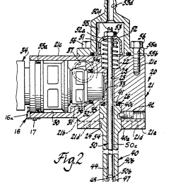 cylinder 2 having an air source control valve operatively associated therewith to control the flow of pressurized air during the compression stroke  [ 1026 x 1275 Pixel ]