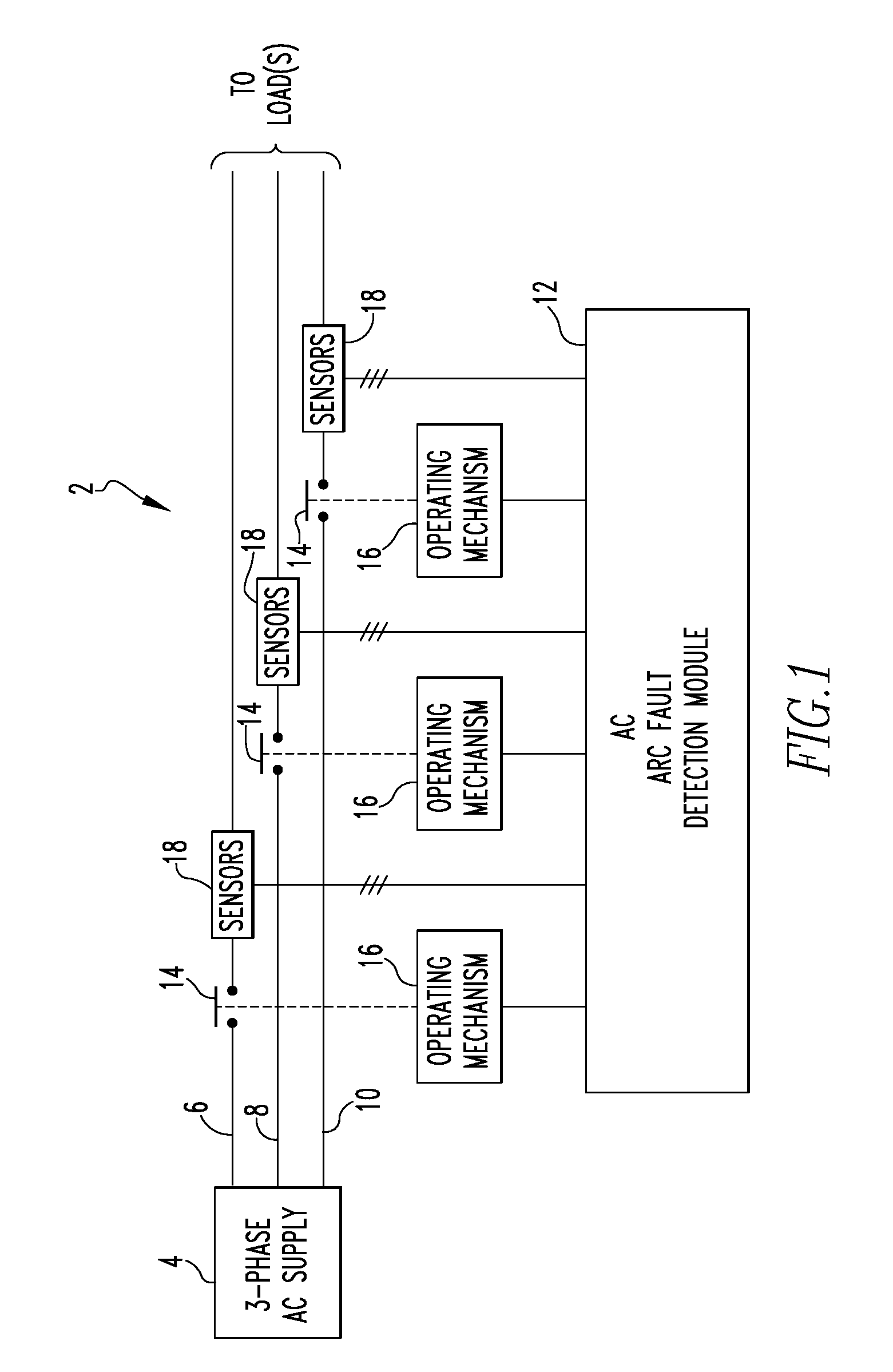 hight resolution of us9768605b2 arc fault detection system and method and circuit interrupter employing same google patents