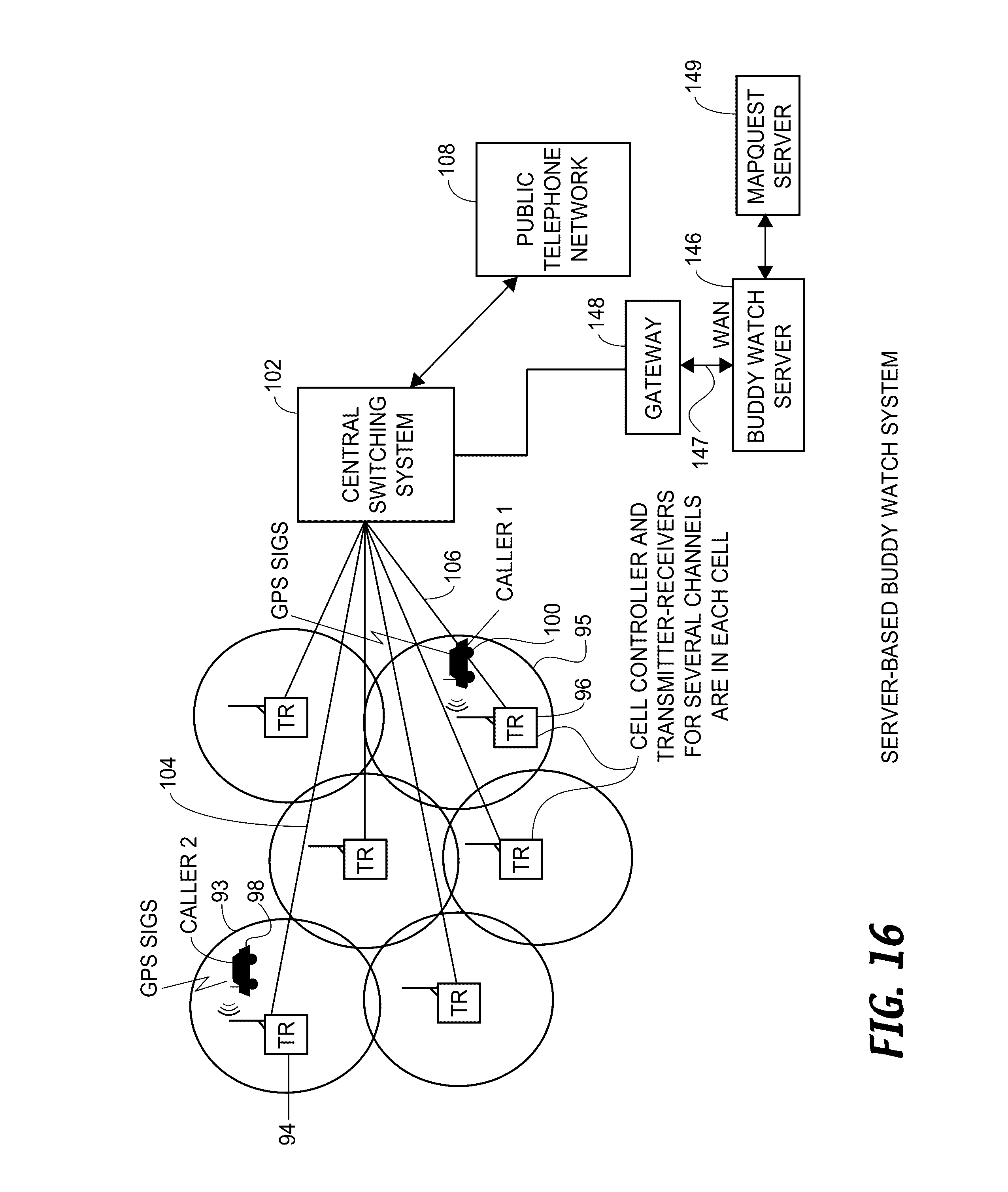 Us9467832b2 methods and systems for temporarily sharing position data between mobile device users patents