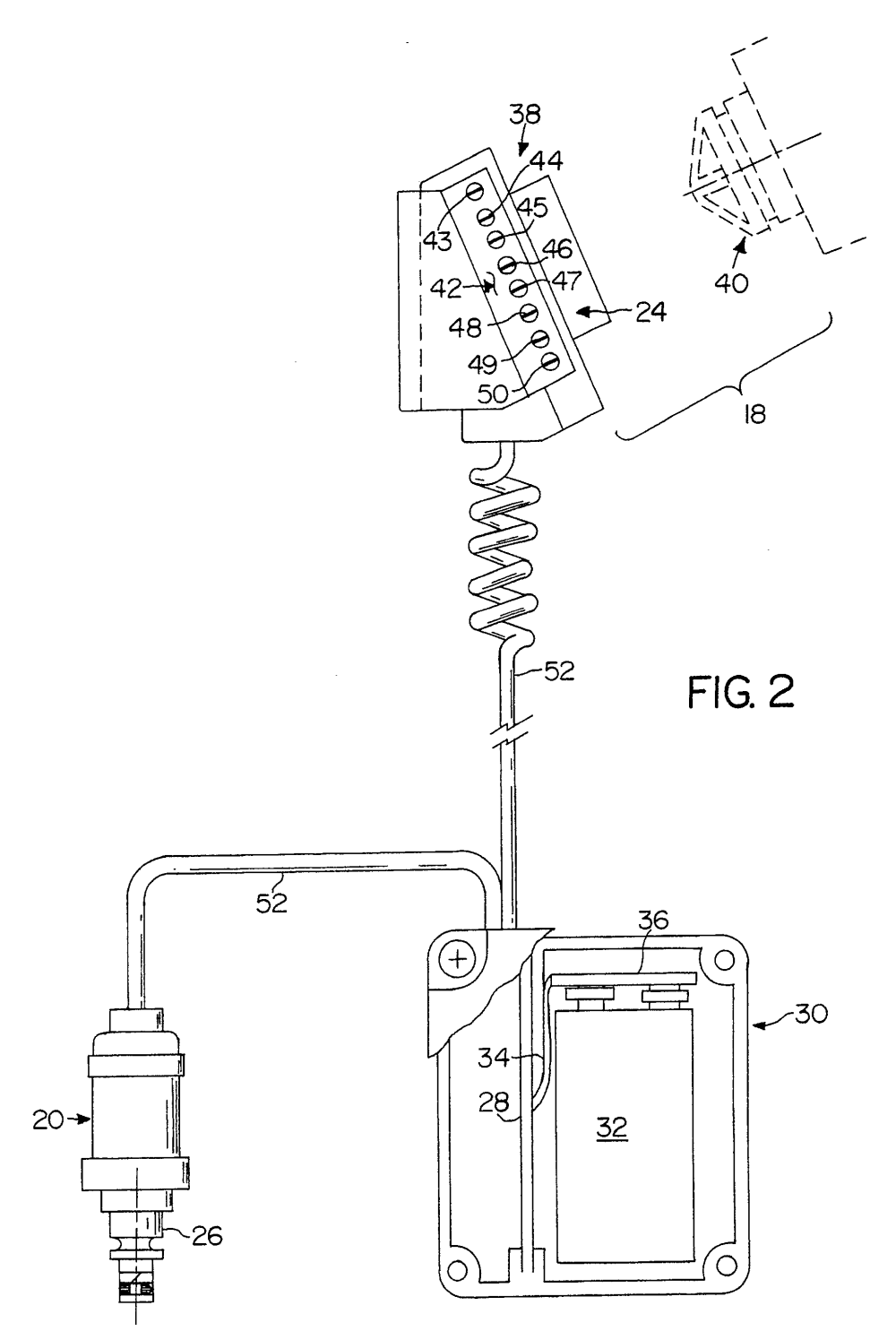 medium resolution of ep0428131a2 pressure monitoring device for self contained breathing apparatus google patents