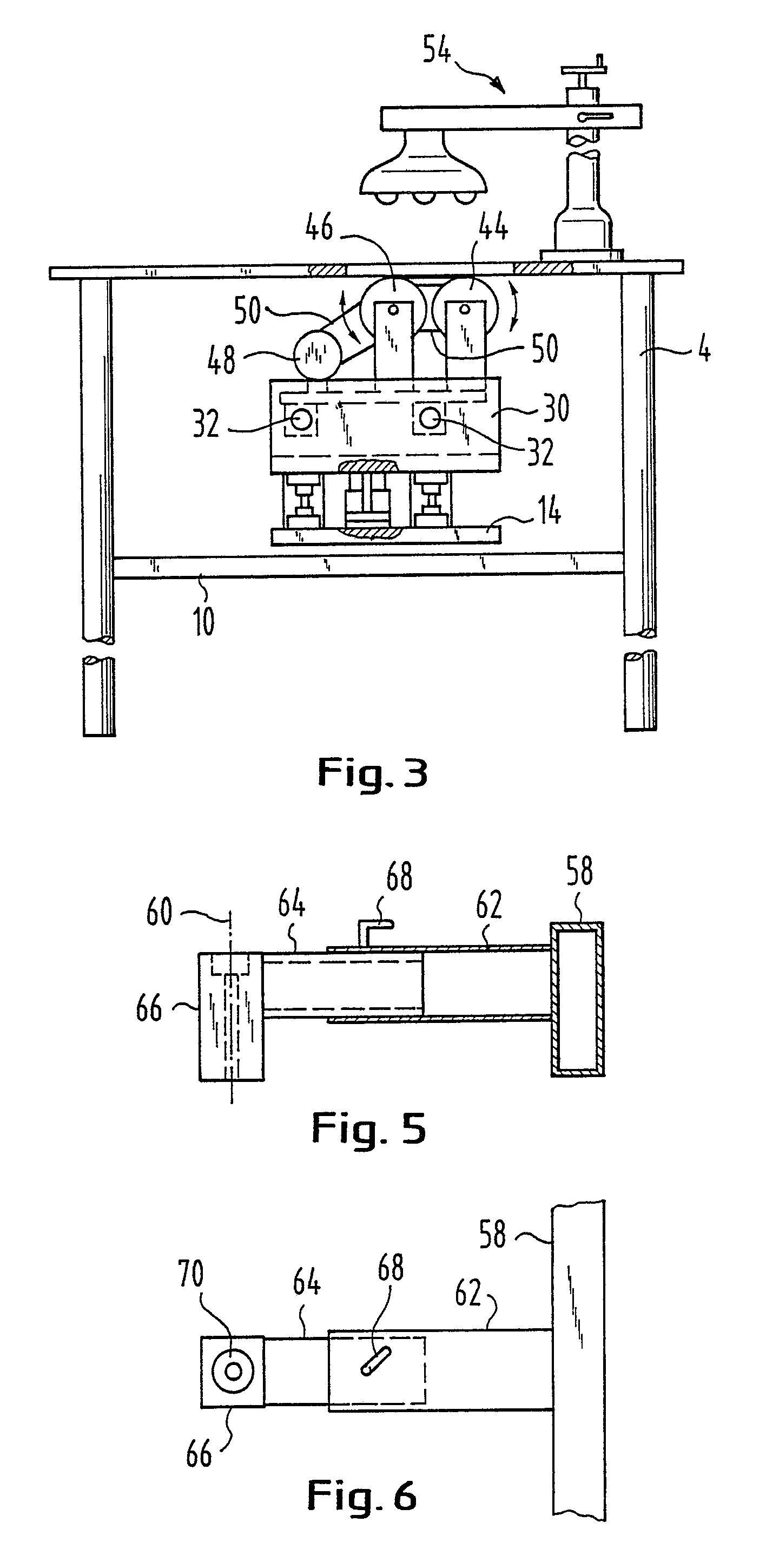 Hydraulikschaltungsdiagramm Schlitten Aufzug
