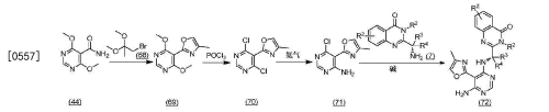 small resolution of cn104513235b amino substituted pyrimidine derivatives and methods of using and uses google patents