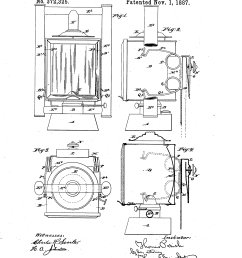 us372325a carriage lamp google patents on car system diagram 1988 club car  [ 2320 x 3408 Pixel ]