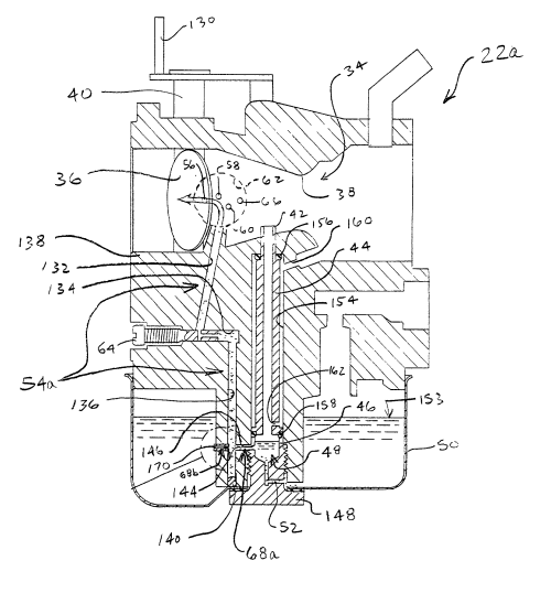 small resolution of us20020125586a1 engine having carburetor with bridge circuit google patents