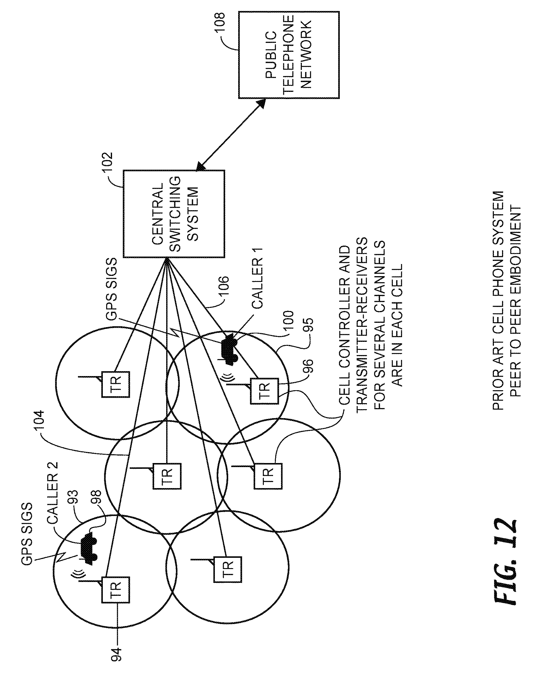 Us9654921b1 techniques for sharing position data between first and second devices patents