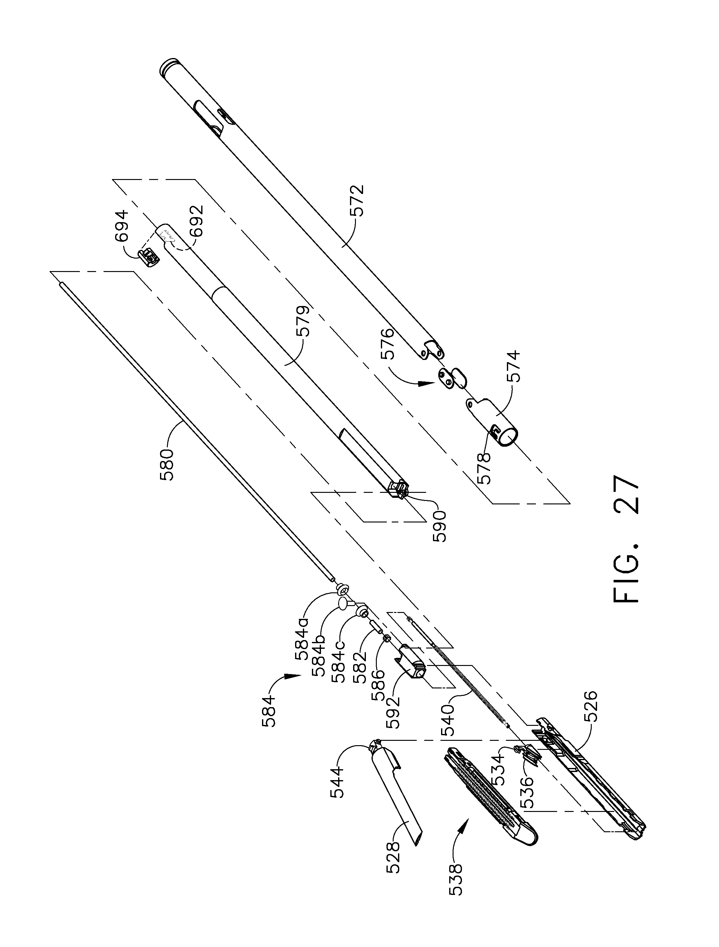 Us8840603b2 surgical instrument with wireless munication between control unit and sensor transponders patents