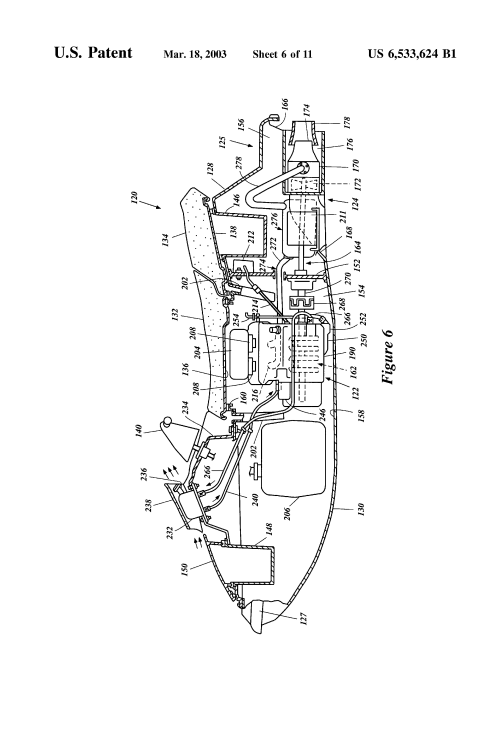 small resolution of us6533624b1 four cycle lubricating system for watercraft google patents