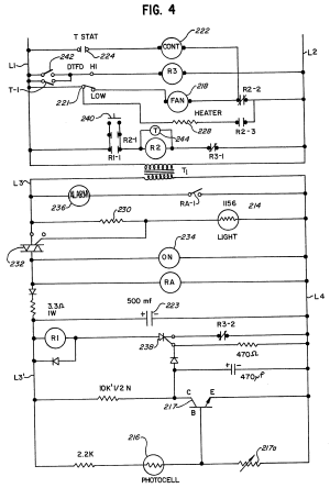 Defrost Termination Fan Delay Switch Wiring Diagram  Home
