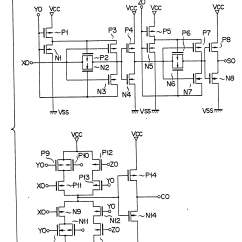 Block Diagram Of Half Adder 2006 Nissan X Trail Stereo Wiring Patent Ep0081052b1 Full And Operation Circuit
